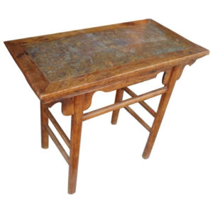 Qing Dynasty Wine Table