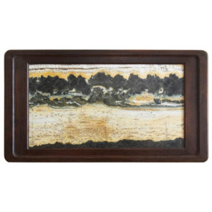 """Chinese Extraordinary Natural Landscape Stone """"Painting"""" 19 Crags"""