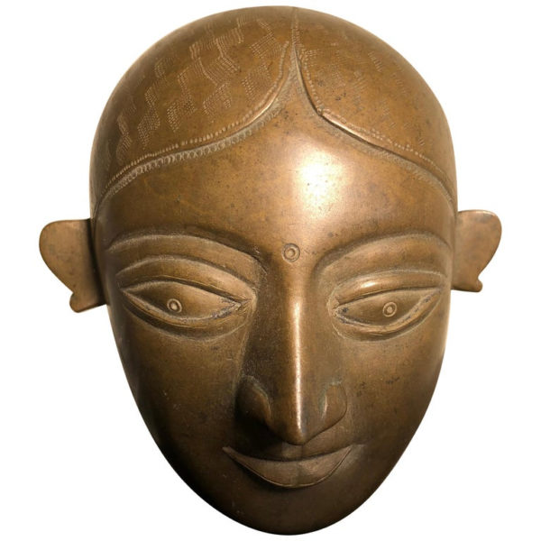 Indian Bronze Gauri Beauty Box