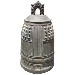 Big Bronze Meditation Bell