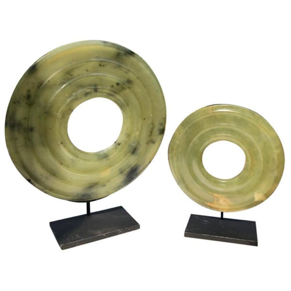 Neolithic Jade Bi Group