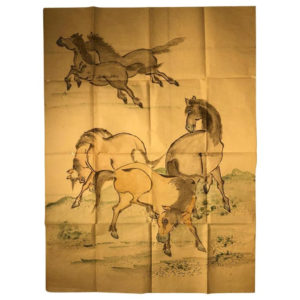 Stunning Horses Painting