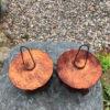 pair tea garden lanterns