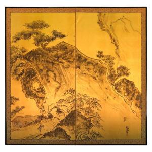 gold mountain tea house screen