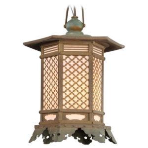 Bronze Pendant Light fixture