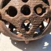 """Moon Form"" Garden Lantern"