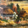 Fall Color Oil Painting