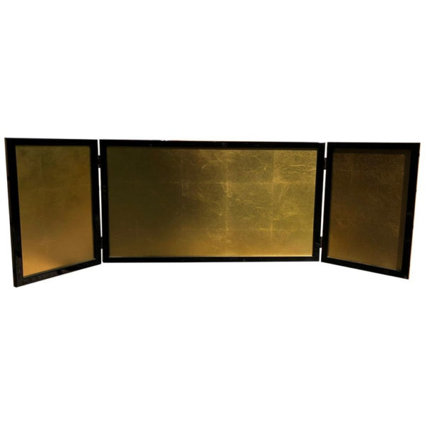 Small Gold Leaf Tea Screen