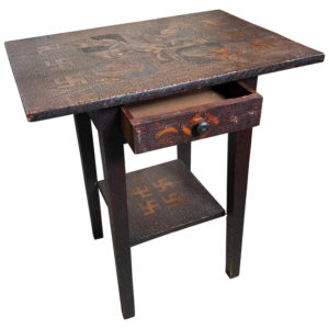 Arts & Crafts End Table