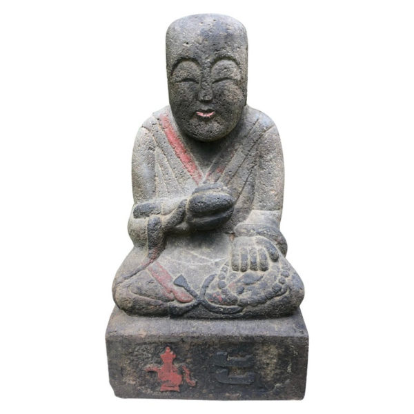 Sweet Serene Stone Buddha