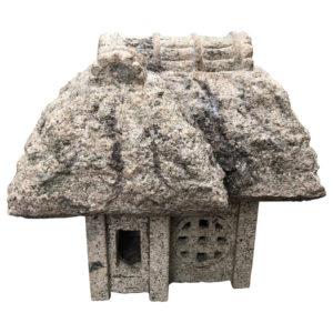 Minka Farmhouse Stone Lantern