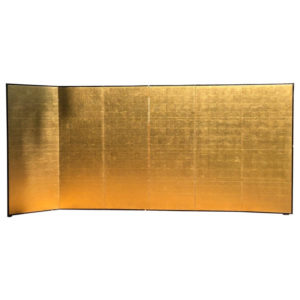 Stunning Gold Leaf Screen