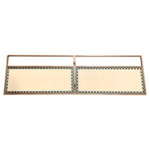 Small Folding Two-Panel Furosaki Tea Screen
