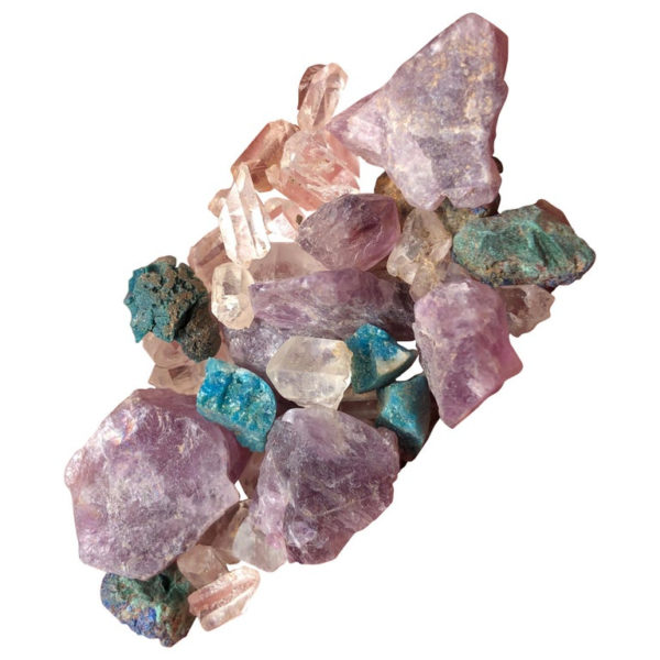 Ancient Chinese Cache Spiritual Quartz Crystals