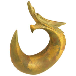 Bronze Sotaro Saegusa Dragon