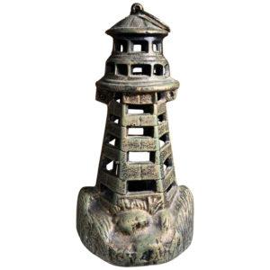 """Old """"Light House"""" Garden Lantern"""