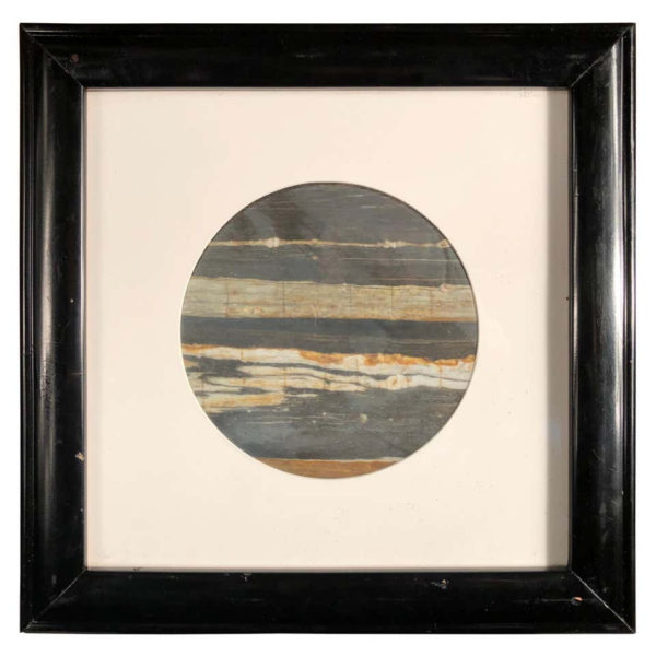 "Moon Light Space Planet ""Painting"", Natural Stone"