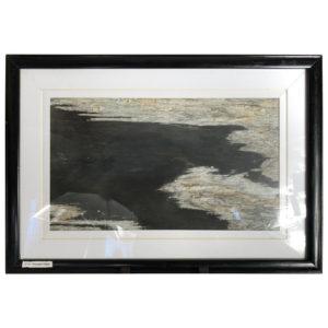 "Moonlight Awash Extraordinary Natural Stone ""Painting"""