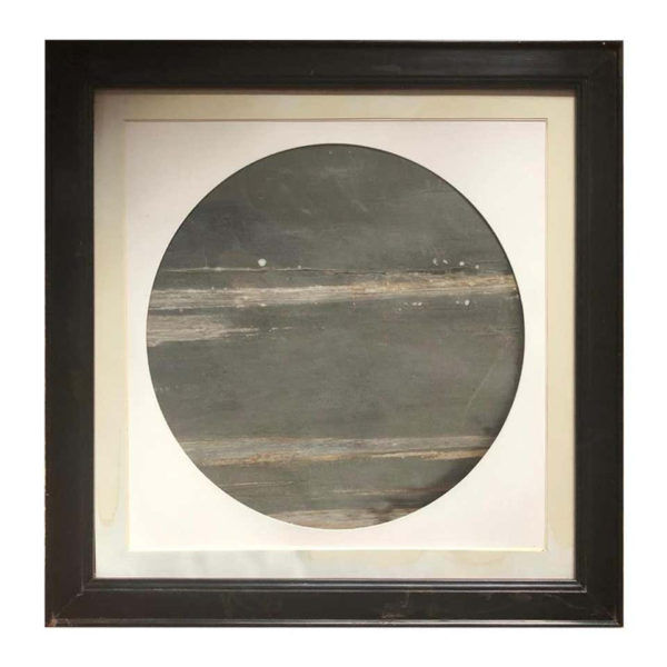 """Outer Space Moonscape China Extraordinary Natural Stone """"Painting"""""""