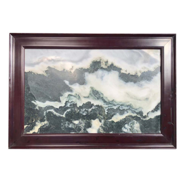 """China HAUNTING CLOUDY MOUNTAINS Natural Stone """"Painting"""""""