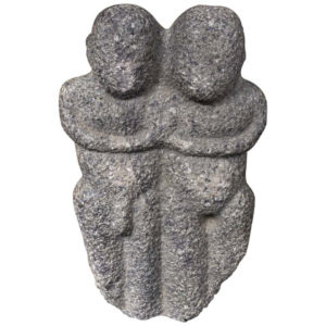 Chinese Ancient Hongshan Culture Conjoined Fertility Couple