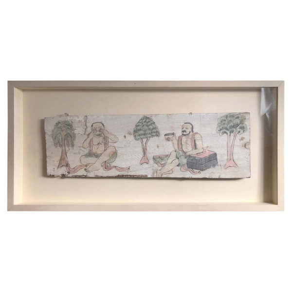 Chinese Tang Tea Ceremony Painting