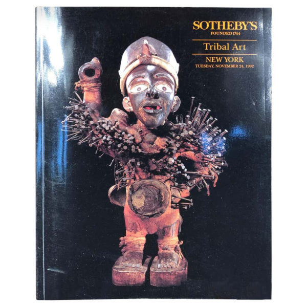 African & Oceanic Art Auction Catalogues