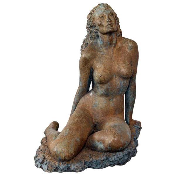 Stuart Benson Bronze Beauty Nude Sculpture