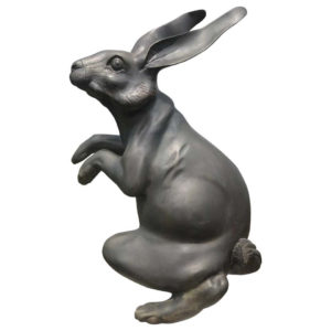 Huge Bronze Rabbit Usagi