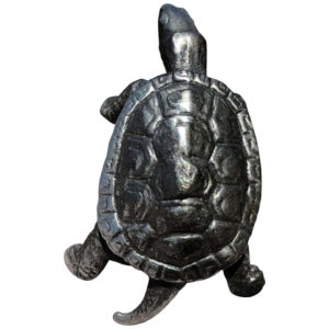 Vintage Sterling Silver Turtle from Japan