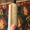 Japanese Old Hand Painted Scroll Brilliant Ferns