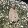 Japanese Antique Buddha Child Protector
