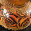 """Scotland Big Hand Painted """"Butterfly"""" Bowl 1930"""