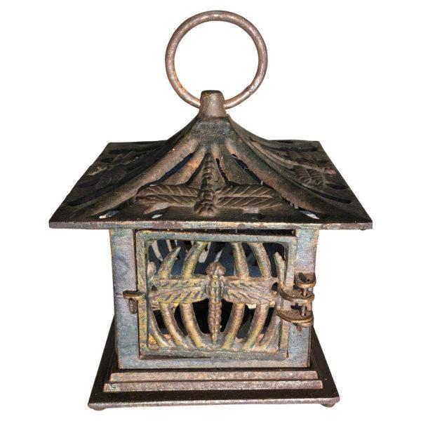 "Japanese Antique ""Dragonfly"" Lantern"