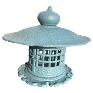 Japan Fine Antique Yukimi Lantern, Signed