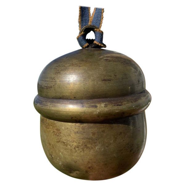 Japanese Antique Shinto Temple Spirit Bell
