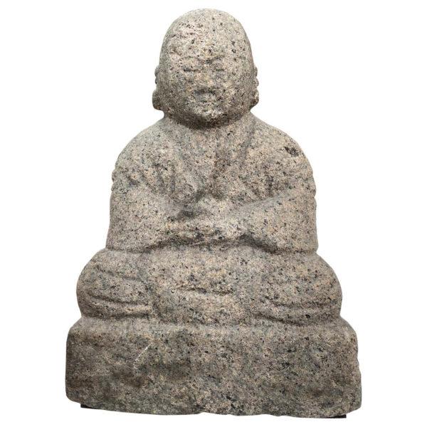 Japanese Antique Children Spiritual Guardian Jizo
